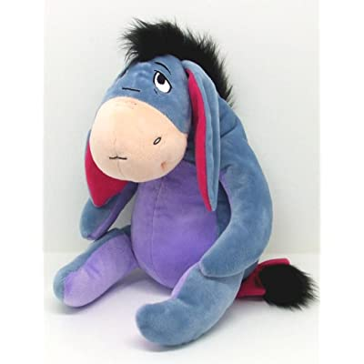 "Disney's Eeyore Collectible 12"" Plush (Kohls): Toys & Games"