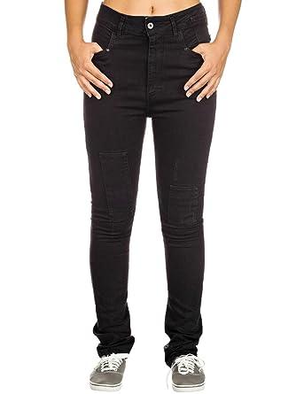 Nikita Damen Jeans Hose Lucky Jeans  Amazon.de  Bekleidung b1ef993e18