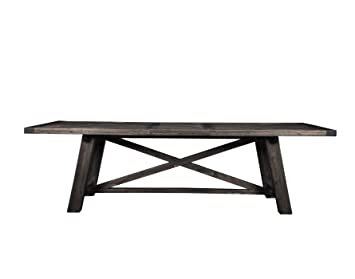 alpine newberry extension dining table - Extension Dining Table