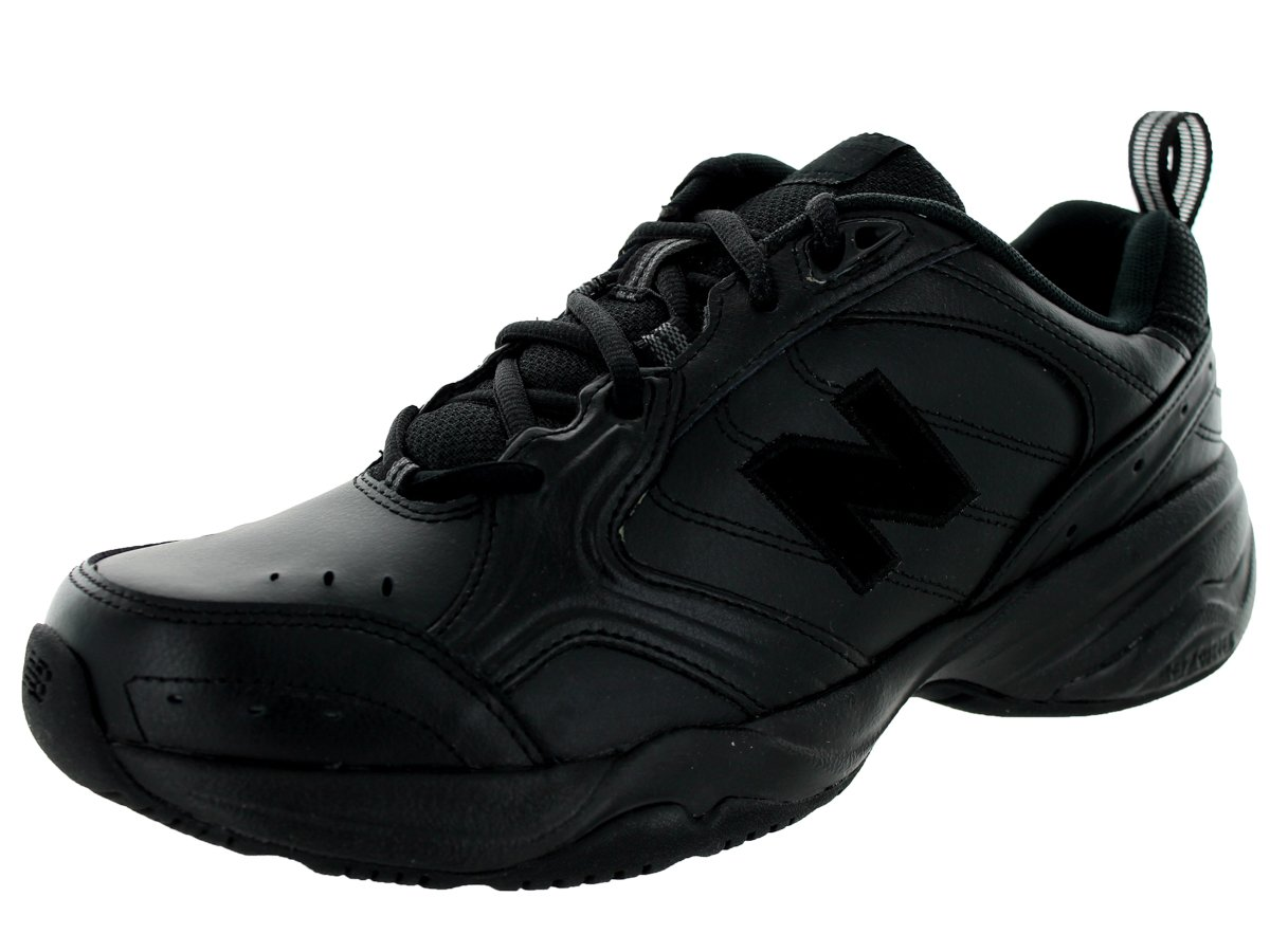 New Balance Men's MX624v2 Casual Comfort Training Shoe B007OWUM5K 9 D(M) US|Black