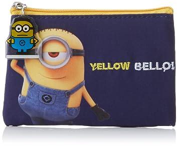 Minions Monedero, color amarillo (United Labels 812393 ...