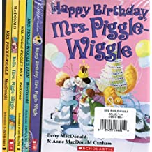 Mrs. Piggle-Wiggle 5-Book Collection: Mrs. Piggle-Wiggle, Hello Mrs. Piggle-Wiggle, Mrs. Piggle-Wiggle's Magic, Mrs. Piggle-Wiggle's Farm, & Happy Birthday Mrs. Piggle-Wiggle (Mrs. Piggle-Wiggle)