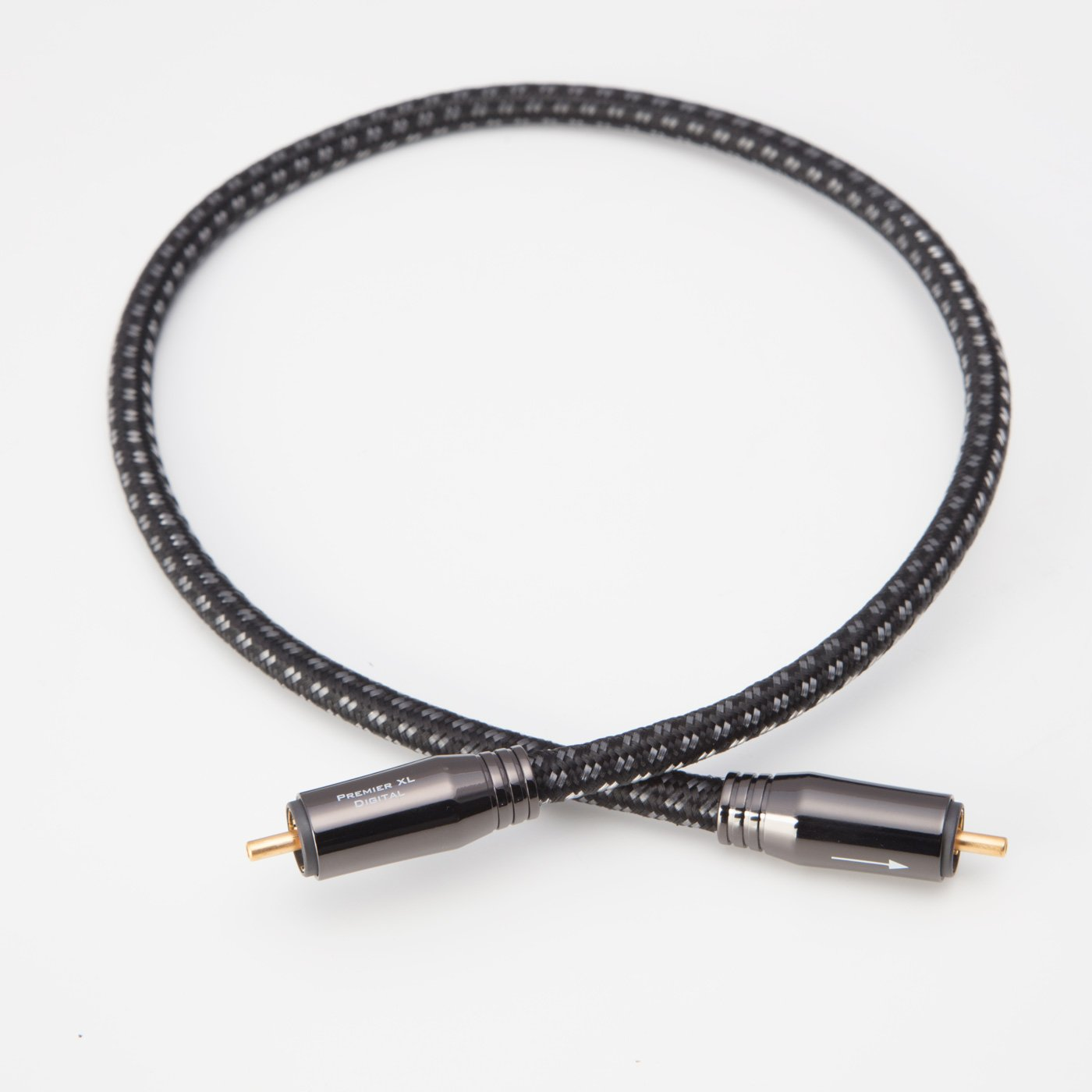 Amazon.com: Pangea Audio Premier XL Digital Coaxial Cable (0.6 Meter): Home Audio & Theater