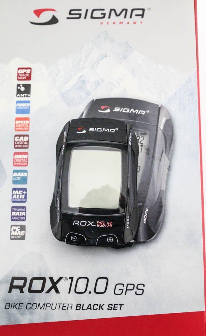 Sigma Sport ROX 10.0 GPS Set