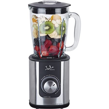 Cup Blender JATA BT1200 1,7 l 1200 W Black Inox