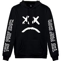 OLIPHEE Heren Hoodie Uniseks R.I.P Rapper Sweatshirt Met Capuchon Harajuku Bedrukt Pullover Geïnspireerd op Hip Hop…
