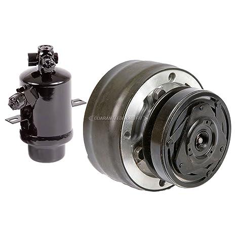 Compresor de CA genuino OEM y embrague con aire acondicionado para Mercedes 240D W123 – BuyAutoParts