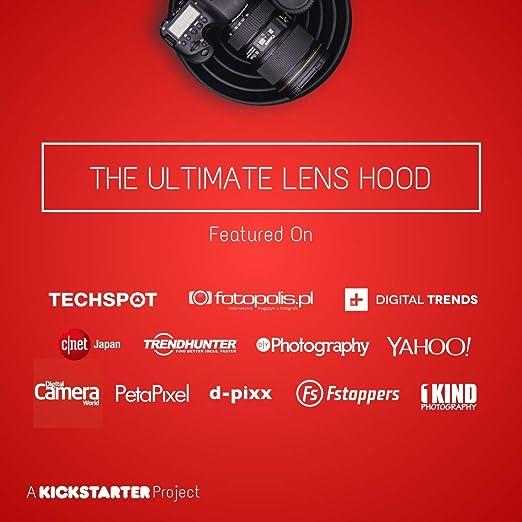 Ultimate Lens Hood Gegenlichtblende Elektronik