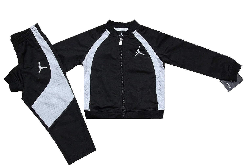 Jacket and Pants Outfit Nike Jordan Jumpman Little Boys Tracksuit Set