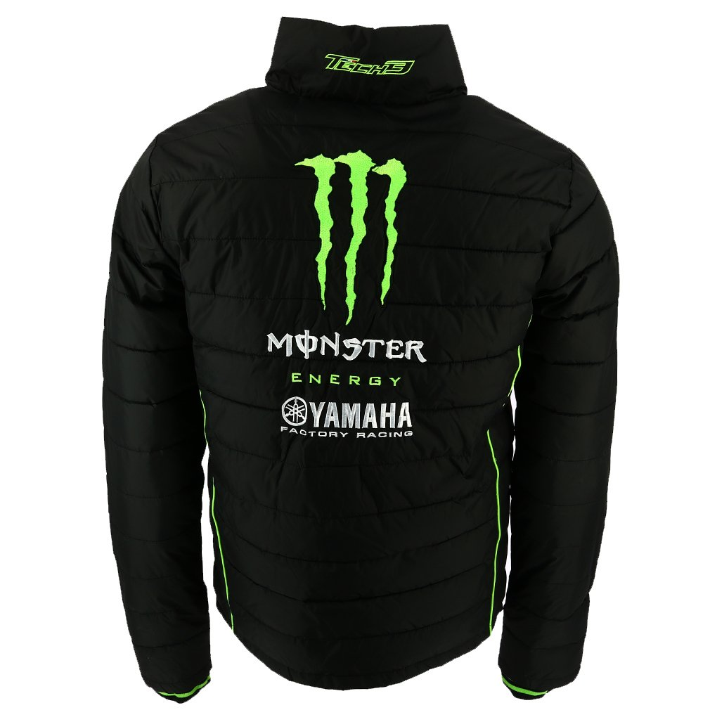 Tech 3 Yamaha Monster Moto GP Racing Team Bubble Chaqueta ...