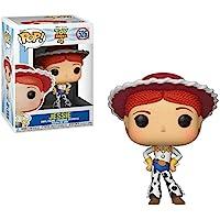 Funko FU37393 POP Disney 526 Toy Story 4 Jessie Vinyl Play Figure