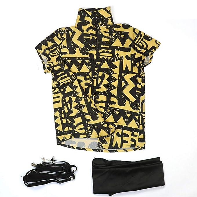 Aosida Stranger Eleven Shirt Disfraz de Batalla Temporada ...
