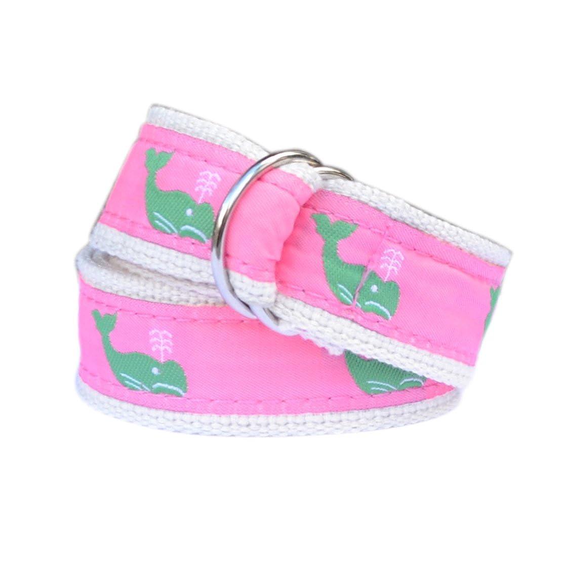 Bean Belts Girls Preppy Whale Belt ElleGirl