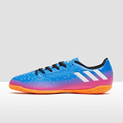 61e12fa58eff adidas Blue Blast Messi 16.4 Indoor Court Junior Football Boots:  Amazon.co.uk: Shoes & Bags