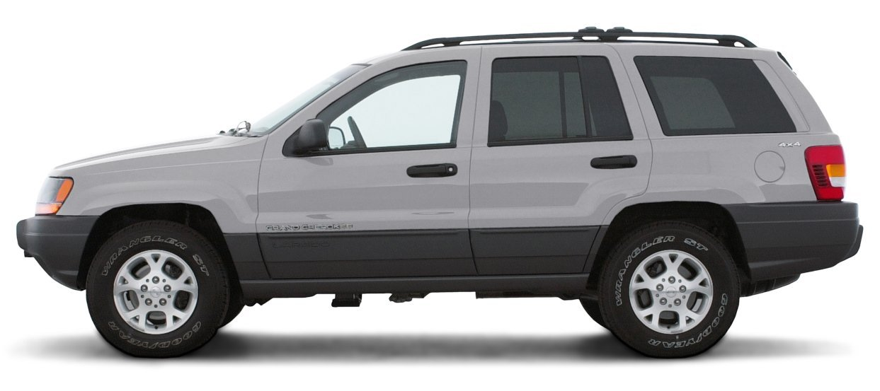 2003 jeep grand cherokee reviews images and specs vehicles. Black Bedroom Furniture Sets. Home Design Ideas
