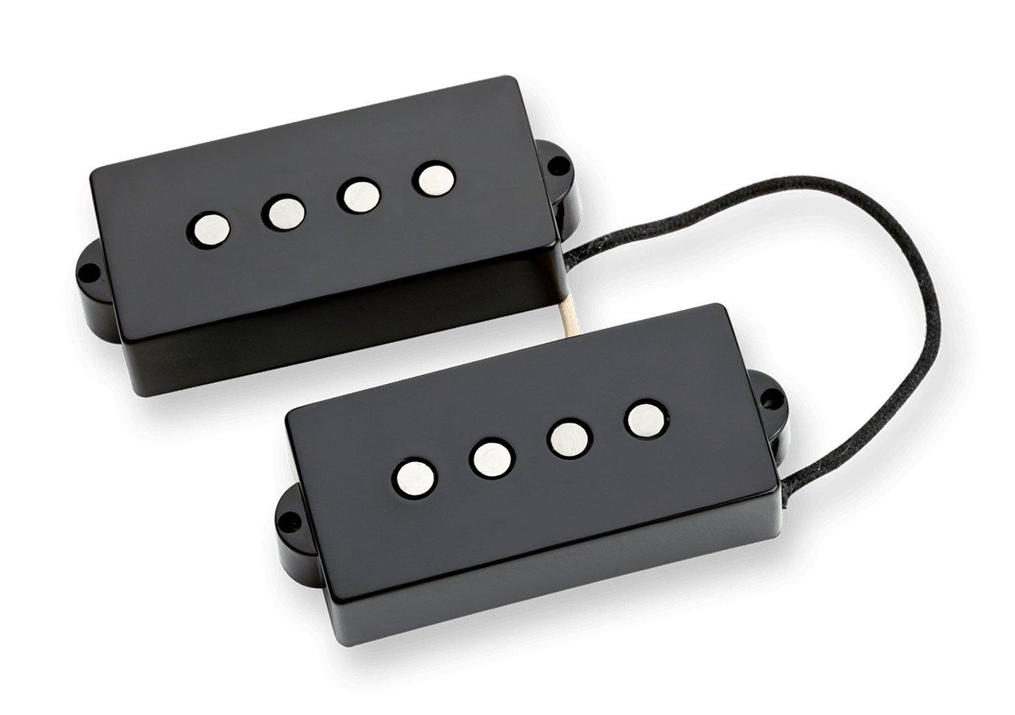 Seymour Duncan Spb 1 Vintage P Bass Split Coil Pickup 1978 Fender Precision Wiring Diagram Black Musical Instruments