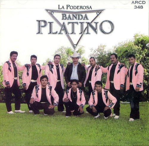 Quality inspection Banda Super special price Platino El Morral 348