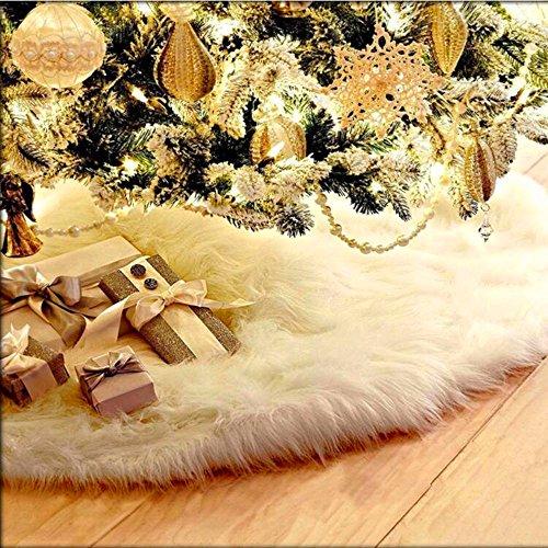 Fur Christmas Ornaments (YLINGSU- 35.4