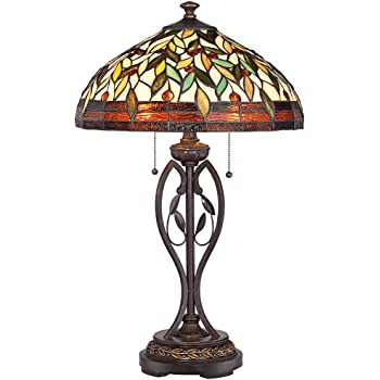 Dale Tiffany Boehme Table Lamp Antique Golden Sand Floor Lamps Amazon