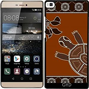 Funda para Huawei Ascend P8 - Tortuga by Dedoma