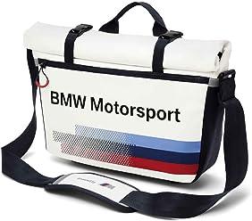 7b355cb3919f BMW Genuine Motorsport Collection Messenger Bag For 15