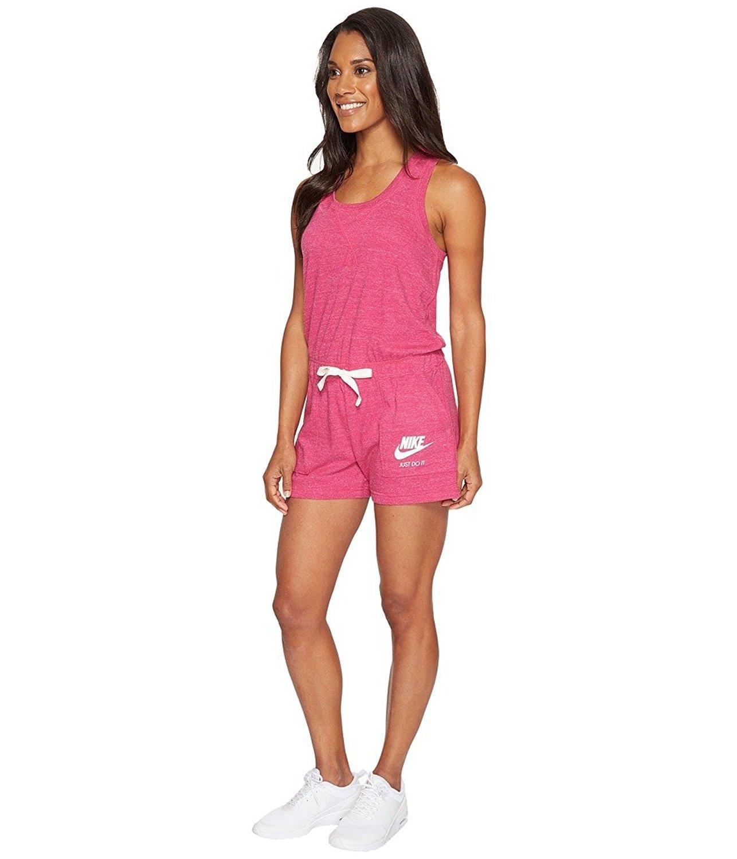 0f9393adbb1 Amazon.com  NIKE Womens Sport Vintage Romper  NIKE  Sports   Outdoors