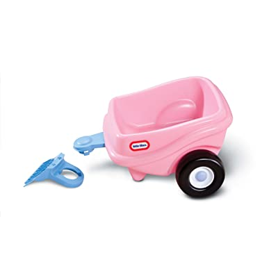 Little Tikes Princess Cozy Coupe Trailer – ( Exclusive): Toys & Games