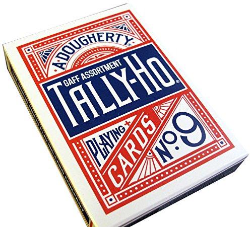 MMS Tally-Ho Gaff Deck by CardGaffs Trick