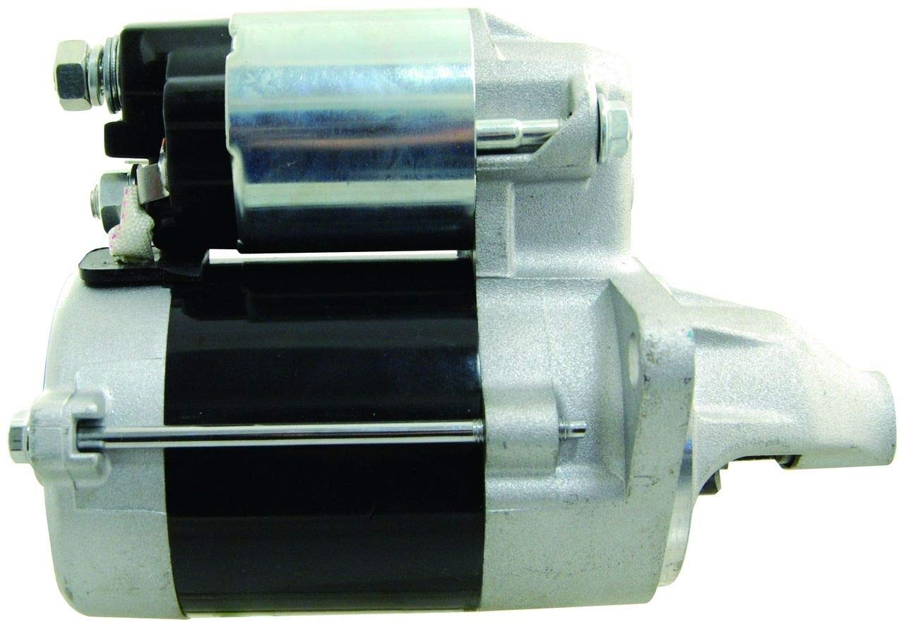New Starter For John Deere Gator Kawasaki FE250D FE290D FE350D FE400D GE 10HP 21163-2089 DAW26844 AW26844 by Parts Player