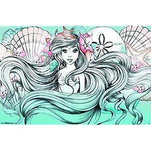 Trends International Ariel-Land Or Sea Premium Wall Poster, 22.375″ x 34″