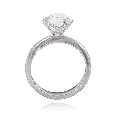 65c206fb7a9e6 Swarovski Harlequin Ring 58: Amazon.co.uk: Jewellery