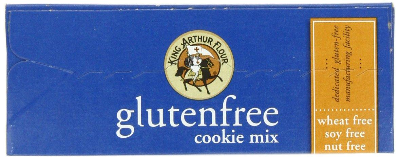 King Arthur Flour Cookie Mix, Gluten Free, 16 Ounce (Pack of 3)