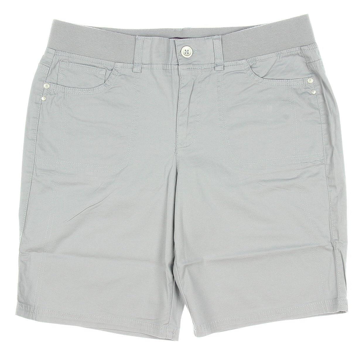 Gloria Vanderbilt Kristine Bermuda Shorts