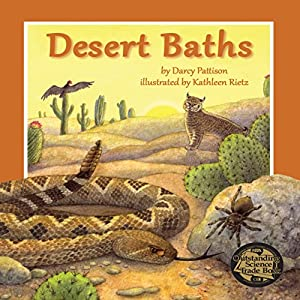 Desert Baths Audiobook