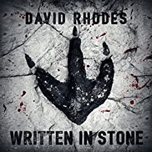 Written in Stone Audiobook by David Rhodes Narrated by Andy Cowell