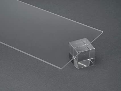 Amazon Com Non Glare Acrylic Clear Transparent 1 5 Mm 1 16 Thick 12 W X 12 L Pack Of 5 Industrial Scientific