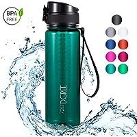 720°DGREE Bottiglia di Acqua uberBottle - 500ml | Bottiglia Prova di Perdite per Sportivo, Scuola, Bambini | Senza BPA