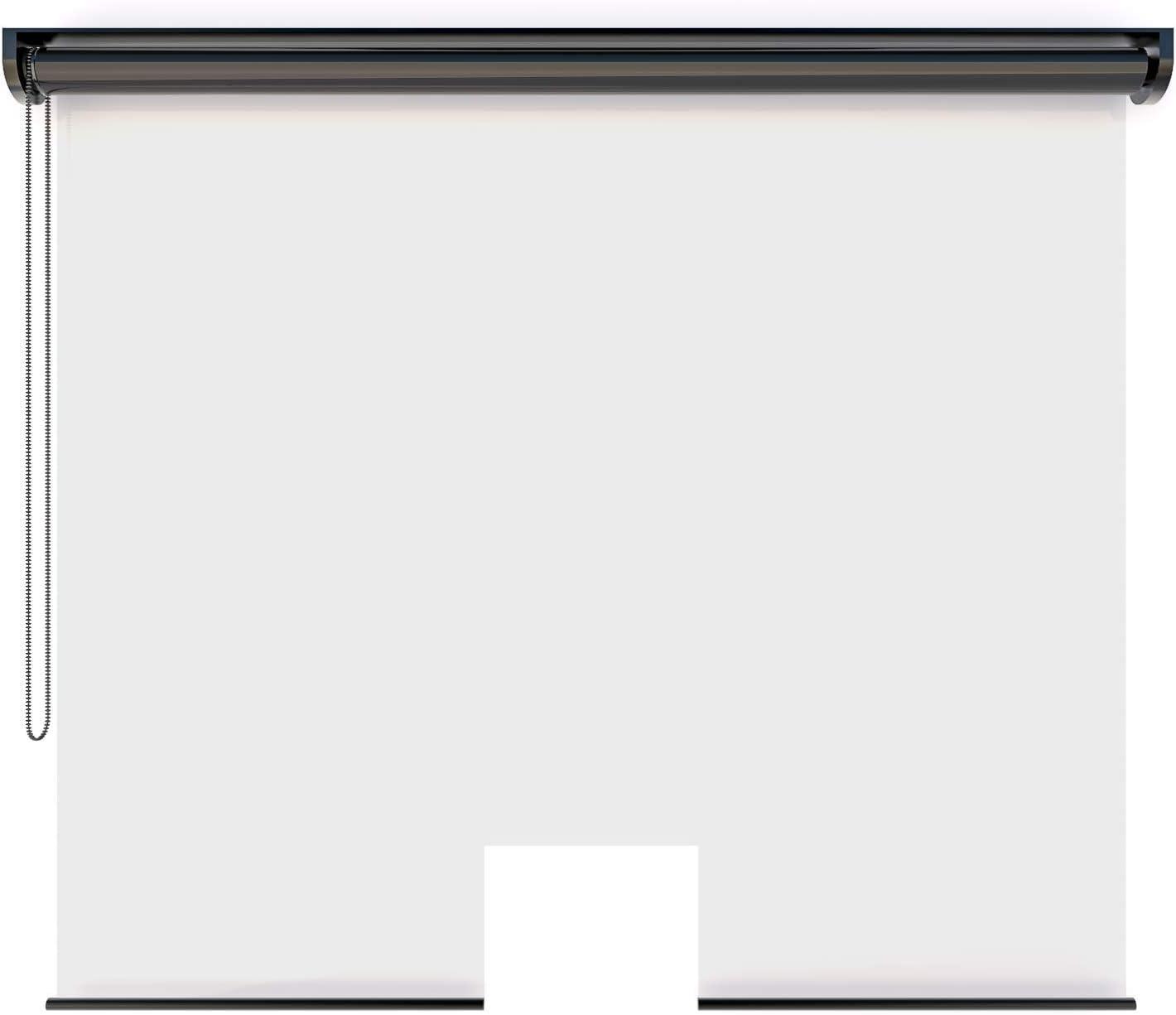 Decorestor Mampara Protectora Enrollable A Medida, Desde 40 a 186 cm de Ancho. Protege y Moderniza tu Negocio. Mamparas para oficinas, Pantallas de protección: Amazon.es: Hogar