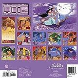 Aladdin - 25th Anniversary Wall Calendar (2017)