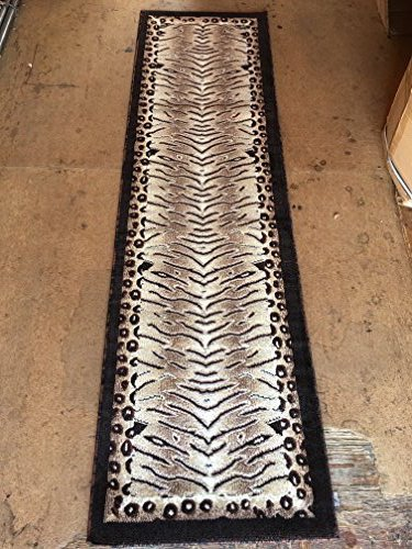 Leopard Animal Runner 130 2ft X7ft3in product image