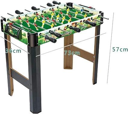Mesa de fútbol Máquina de fútbol Deportes Mesa de Juego de fútbol para niños Mesa de Juego para Padres e Hijos Máquina de Billar interactiva Niño Juguetes educativos Dar a los niños: