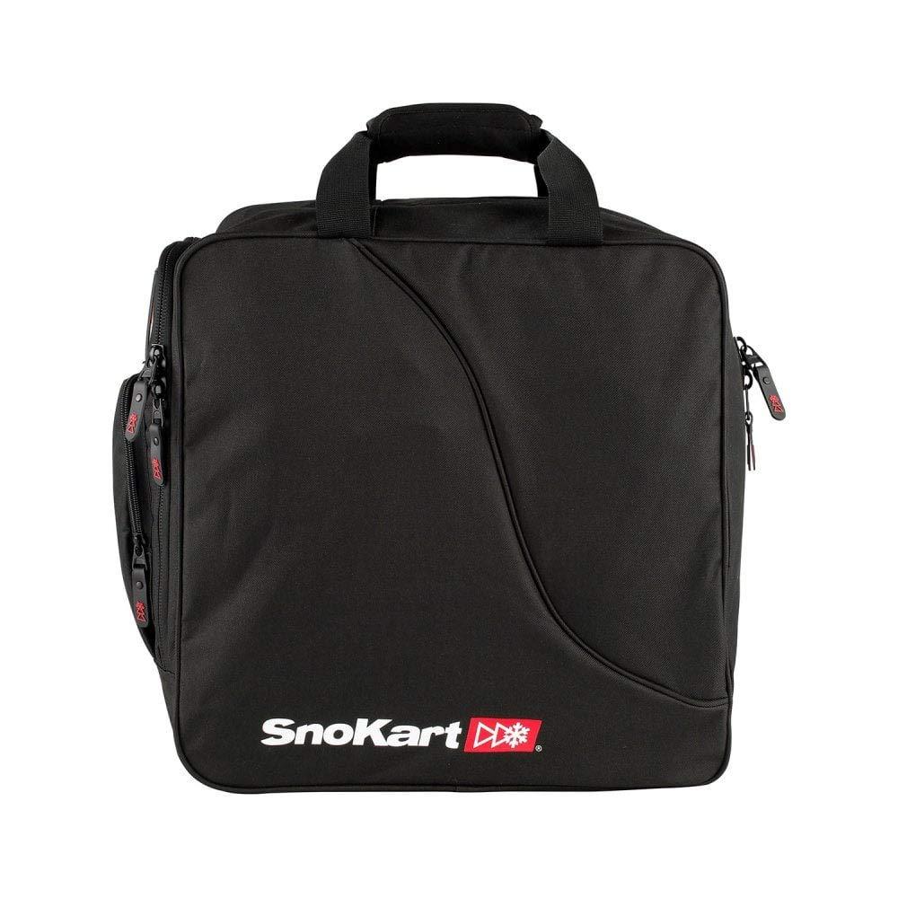 SnoKart Unisexs Boot /& Helmet Pack One Size Black