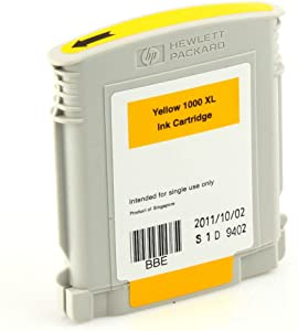 Microboards Technology Yellow Ink Cartridge for MX1, MX2 and PF-Pro Printers