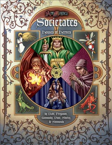 Houses of Hermes: Societates (Ars Magica)