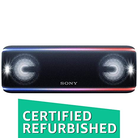4dd5fc6d0 Sony SRS-XB41 Extra Bass Portable Waterproof Wireless  Amazon.in   Electronics