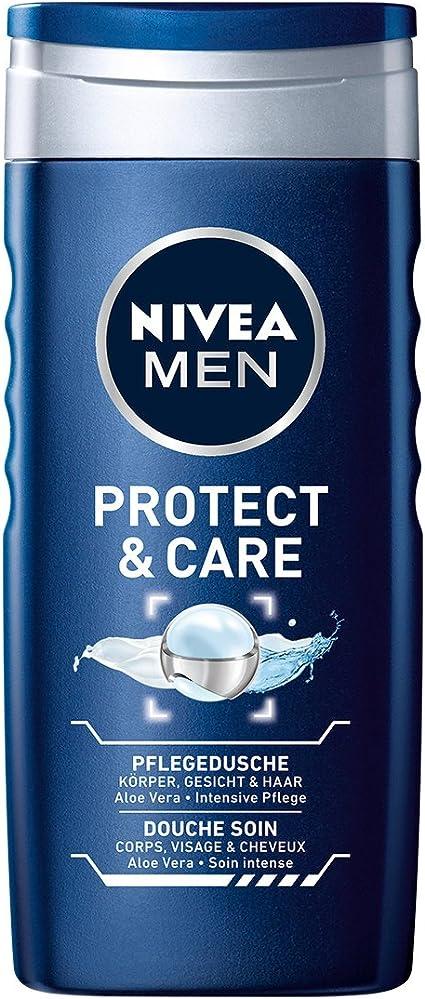 Nivea men - Original care, cuidado ducha, pack de 2 (2 x 250 ml ...