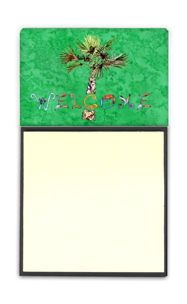 Multicolor 8710SN Carolines Treasures Desk Artwork Notepad Holder