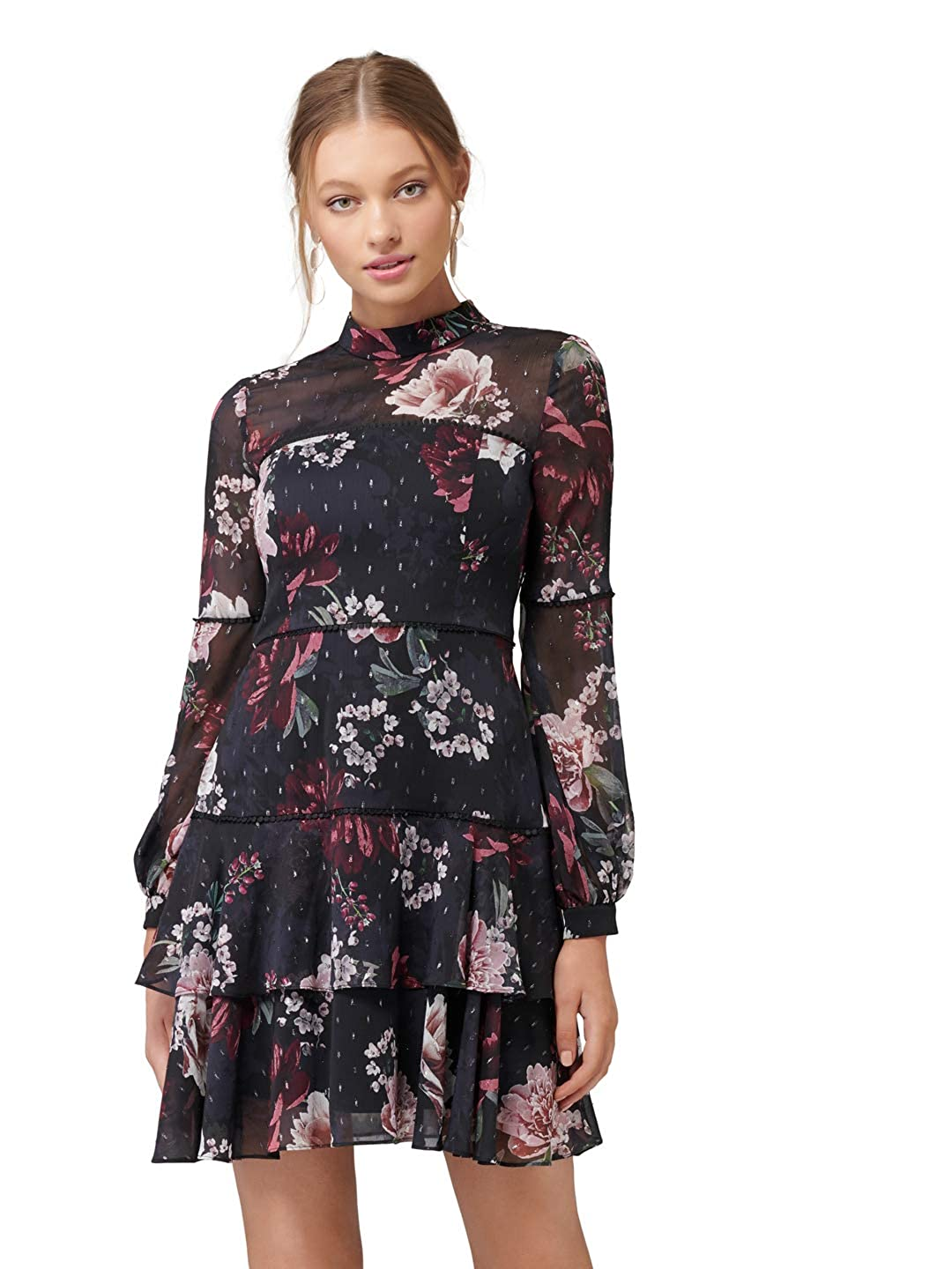 db7ec732 Ever New Womens Faith Printed Dress at Amazon Women's Clothing store: