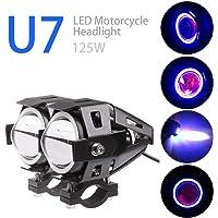 HANEU 2pcs U7 CREE Auto Moto faros LED