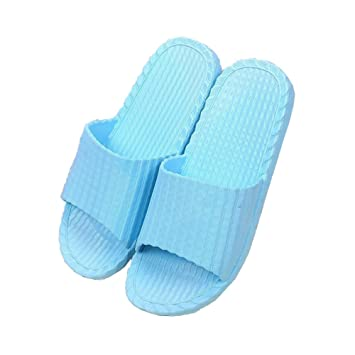 lmm Badeschuhe Hauseigene Rutschfeste Hausschuhe Paar Sandalen Und HausschuheBlue-40-41